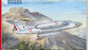 S.O. 4050 Vautour II 'Armée de l' Air All Weather Fighter' 1/72 - Special Hobby