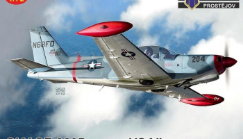 "1/72 SIAI SF-260D ""Over USA"""