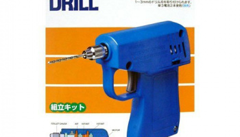 Electric Handy Drill Model Kit - Tamiya