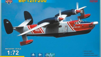 1/72 Beriev Be-12P-200 Firefighting vers.