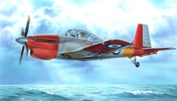 1/72 Boulton Paul Sea Balliol T.21