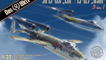"1/32 Ju EF-126 ""Elli"" / EF-127 Walli (3 in 1)"