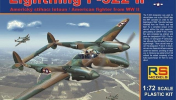 1/72 Lighting P-322 II
