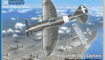1/48 Reggiane Re 2005 Saggitario