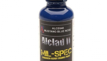 Mustang Blue Nose - 30ml