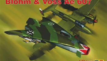 1/72 Blohm and Voss Ae 607