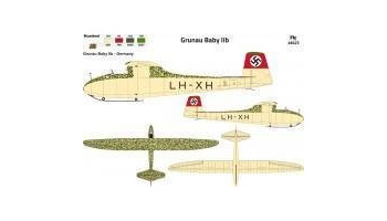 1/48 Grunau Baby IIb Germany 1