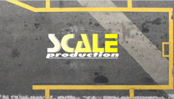 Self Adhesive Pit-Lane Stickers 8 - SCALE PRODUCTION
