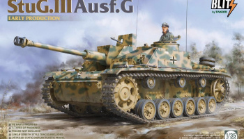 StuG.III Ausf.G Early Production 1:35 - Takom
