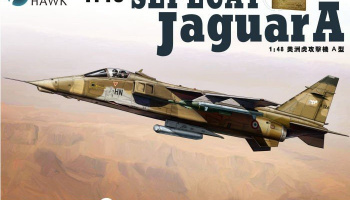 SEPECAT Jaguar A (1:48) - Kitty Hawk