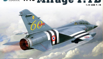 Mirage F.1B (1:48) - Kitty Hawk