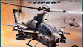 AH-1Z Viper 1:48 - Kitty Hawk
