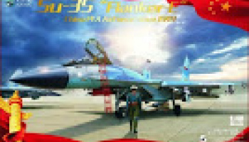 Su-35 Flanker-E 1:48 - Kitty Hawk