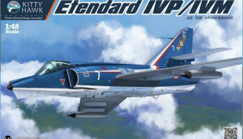 Etendard IVP/IVM 1/48 - Kitty Hawk