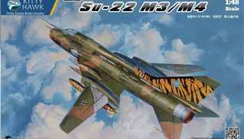 Sukhoi Su-22 M3/M4 1/48 - Kitty Hawk