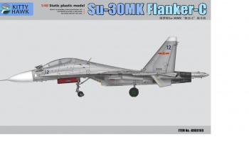 Su-30MK Flanker-C 1/48 - Kitty Hawk