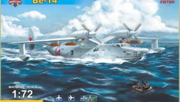 1/72 Beriev Be-14 all-weather SAR flying boat