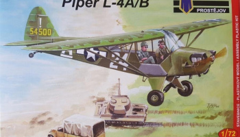 1/72 Piper L-4A/B Gen. Patton