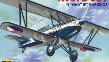 1/72 Avia B-534 What if markings