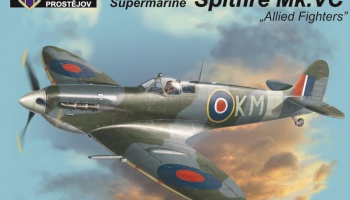 1/72 S.Spitfire Mk.Vc Allied Fighters