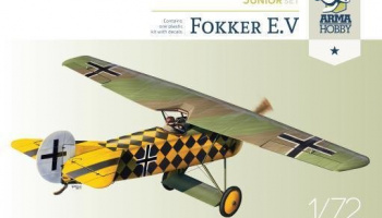 1/72 Fokker E.V Junior set