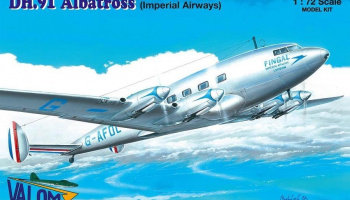 1/72 DH.91 Albatross (Imperial Airways)