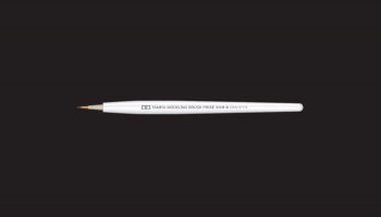 Modeling Pointed Brush Pro II Fine - Tamiya