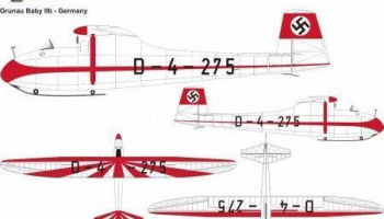 1/48 Grunau Baby IIb Germany 2