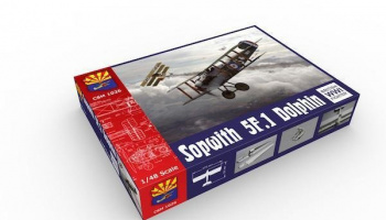 Sopwith 5F.1 Dolphin 1/48 - Copper State Models