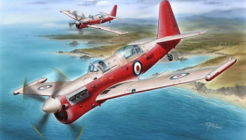 1/48 Fairey Firefly U.8 Drone version