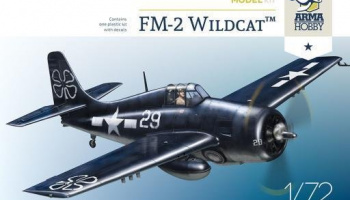 1/72 FM-2 Wildcat™ Model Kit