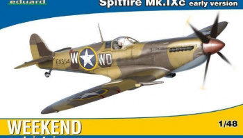1/48 Spitfire Mk.IXc early version