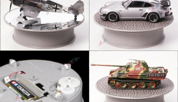 Display Turntable - Tamiya