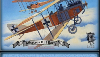 1/32 Albatros B.II (Early)