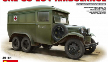 1/35 GAZ-05-194 Ambulance