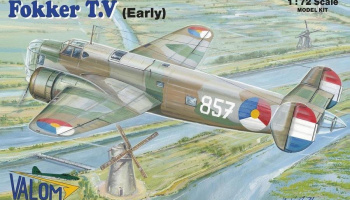 1/72 Fokker T.V (early)