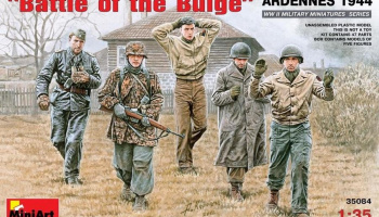 "1/35 ""Battle of the Bulge"". Ardennes 1944"