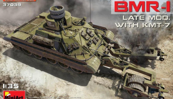 1/35 BMR-1 Late Mod. with KMT-7