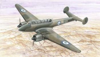 1/48 Potez 633B.2 French Light Bomber