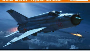 1/72 MiG-21MF Fighter-Bomber