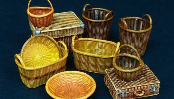 1/35 Wicker baskets-big