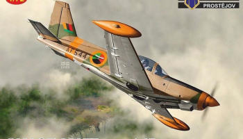 "1/72 SIAI SF-260TP ""Part 1"""