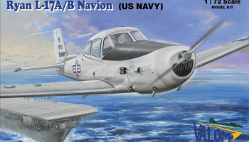 1/72 Ryan L-17 A/B Navion (US NAVY)