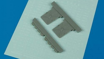 1/48 F-14 Tomcat air intake covers