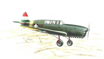 1/48 Nardi F.N.305 Luftwaffe and Royal Hung