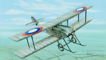 1/48 Lebed VII Russian Sopwith Tabloid