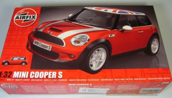 BMW Mini Cooper S - Airfix