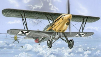 1/72 Avia B-534 IV./late version