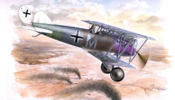 1/48 Pfalz D.XII Late version