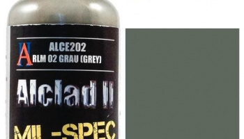RLM 02 Grau (Grey) - 30ml